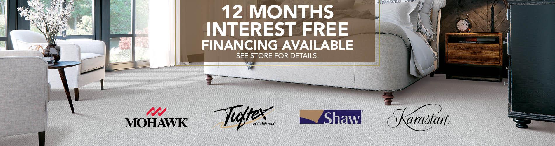 Flexible Financing Options Finance Your New Floor Today