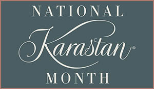 Save on carpet during National Karastan Month!  Lowest prices of the season!